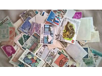 WORLD & COMMONWEALTH STAMPS FOR SALE.