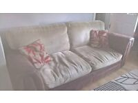 Sofa 3 Seater from DFS (FREE)