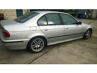 17'' Genuine BMW alloy wheels with tyres - ClubSports
