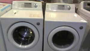 16-Laveuse Sécheuse Frontales LG TROMM Frontload Washer Dryer