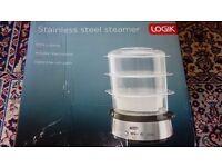 Steamer - Stainless Steel