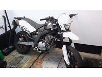 Super moto 125