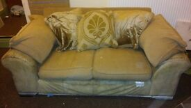 Free 2 seater sofa must go today
