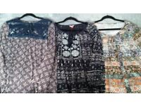 Ladies Tops in Size 20 (Bundle of 3 Tops).