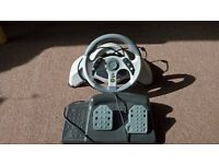 Madcatz Xbox 360 MC2 Wheel and Pedals