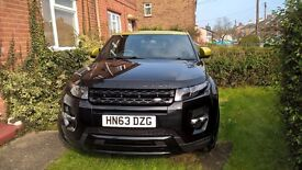 Land Rover Range Rover Evoque 2.2 SD4 SPECIAL EDITION 3d AUTO 190 BHP