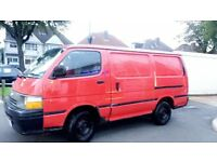 TOYOTA HIACE OLD SHAPE 60K ON CLOCK