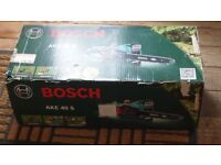 Bosch AKE 40 S Chainsaw New / Boxed / Un-Used / 1800W / 40cm Blade