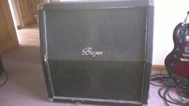 4 x 12 Guitar Speaker cabinet – Bugera 412H-BK, 200W