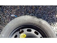 Car tyre Continental