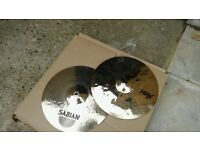 hhx evolution hi hat cymbals, new
