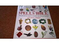 The Spells Bible - A Definitive Guide To Spells & Enchantments