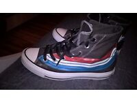 Size 6 converse trainers