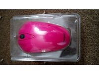 Bright Pink Mouse - £2
