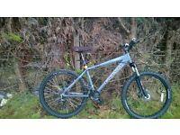 kona shred.crosstrail bike.