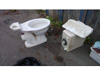 Full Toilet System except seat Heavy unt