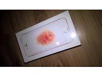 Apple s.e. 16gb brand new unopened, unlocked.