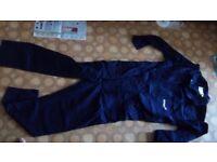 mens good quality overalls size x/l