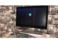 "HP Pavillion All-In-One Gaming PC 27"" Monitor"