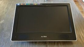 Avtex 18.5'' L185DR TV / DVD Combo 12V for Caravan, Cars and Boats.