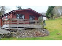 FOR SALE: Holiday Lodge,Log Cabin, Holiday Home, Stunning Condition, Complete with All Contents