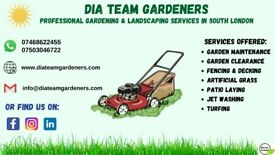 Garden Clearance and Maintenance Services - DIA Team Gardeners