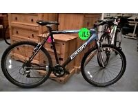 scott mountain bike large frame and light weight great spec bike