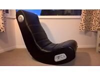 X Rocker Gaming Chair (built-in speakers)