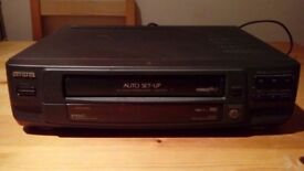 Aiwa VHS Video Cassette Recorder HV- GX250K, Good working condition