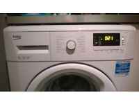 Beko A+++ WM84145W 8kg Washing Machine Excellent Condition - purchased new 11 months ago