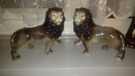 Staffordshire Lions. Excellent condition