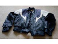 IXS motorcycle jacket