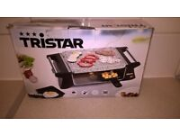 TriStar Stone Raclette brand new