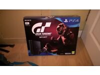 Brand New PS4 console Gran Turismo edition