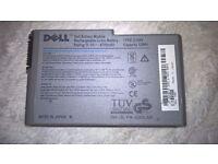 Dell C1295 Laptop Battery USED,ORGINAL for LATITUDE Inspirion Precision