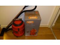 Vax 6131T 3-in-1 Canister Vacuum Cleaner, 1300 W - Orange [Energy Class B]