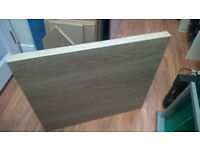 Ex Display Showroom PLATINUM VINTAGE OAK Finish kitchen worktop CORNER