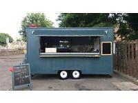 Food Catering Trailer Lpg equipment