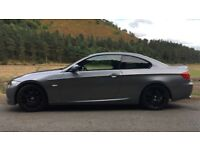 BMW 3 series couple 320d