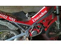 Gas gas 250 jtx trails bike