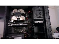 Advanced Desktop PC Laptop Support Repair Fix Network Engineer CAT5 Wifi Infrastructure Installation