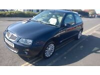2005 ROVER 25 LIMITED EDITION 1.4 PETROL