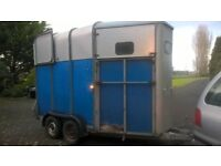 Ifor Williams 505 horse trailer.