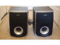 Speaker pair Aiwa