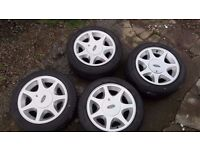 Ford Capri 15 inch alloy wheels wanted