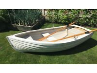 SMALL DINGHY GOOD TENDER OR FAMILY FUN BOAT