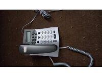 Binatone Corded Telephone with Answering Machine
