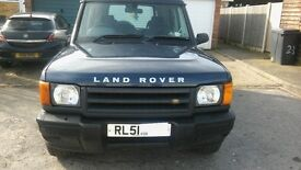 land rover discovery 2002 51 plate sale px wlcome.