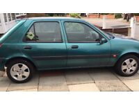 Ford fiesta. Spares and repairs