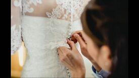 Beautiful Pronovias Wedding Dress